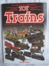Toy trains, trenes de juguete - foto