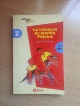 LIBRO   LA INFANCIA DE MARTÍN PIÑEIRO - foto