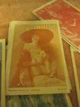 REVISTAS ANTIGUAS DE 1915/16 Y 17 - foto
