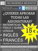 CLASES DE REPASO PARA GRUPOS - foto