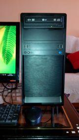 TORRE AMD PHENOM CORE 2 QUAD 2, 4 GHZ, usado segunda mano  adores de segunda mano
