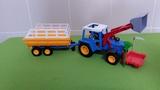Tractor 3073 playmobil - foto