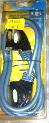 euroconector cable de calidad precintado - foto
