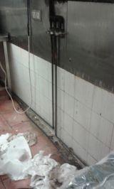 Campanas Extractoras limpieza - foto