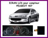 Pantalla LCD kilometros Peugeot  407 - foto
