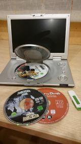 Dvd portatil lenco - foto