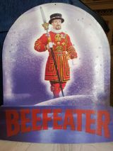 Cartel beefeater - foto