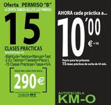 AUTOESCUELA KM-0 OFERTA 15 CLASES - foto