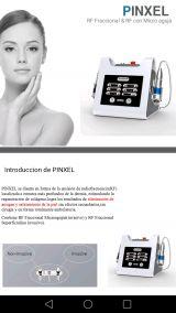 Radiofrecuencia bipolar con microagujas - foto