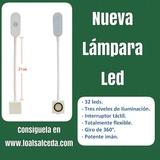LAMPA LED PARA MÁQUINAS DE COSER - foto