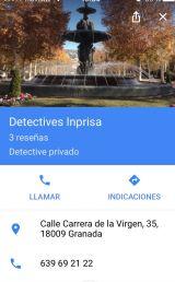 Detectives INPRISA tip 1.367 - foto