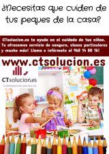 Cuidado Niños/Personas Mayores Cartagena - foto