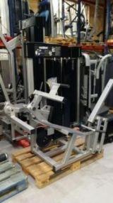 Lote maquinas gimnasio completo PARAMOUN - foto