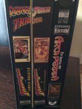 Indiana Jones Trilogía VHS - foto