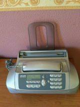fax teléfono - foto