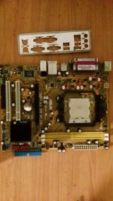 placa am2 asus m2nmx se plus - foto