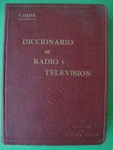DICCIONARIO DE RADIO Y TELEVISIÓN - foto
