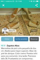 Vender Verano Mano Calzado Y De Comprar Mil Segunda Anuncios com wNv8Oynm0