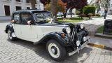 coches clasicos para bodas antiguos - foto