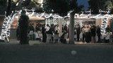 luces para  bodas evento besalu figueras - foto