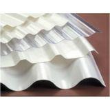 policarbonato corrugado al corte - foto