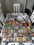 Lote de juegos Amstrad CPC 464 y extras - foto