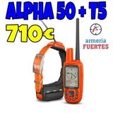 Garmin alpha 50 + t5 - foto