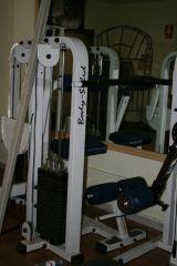 Máquina abdominales Body Solid - foto