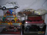 1/43 maqueta coche antiguo coleccion - foto
