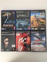 Pack de 6 juegos para play 2 - foto