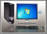 Ordenador dell  pantalla tft, teclado. - foto