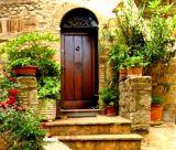 Puertas antiguas - foto
