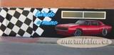 Graffiti puerta garaje grafitero - foto