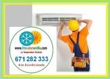 Carga de Gas aire acondicionado - foto