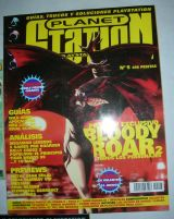 Revista planet station nº 5,114 paginas - foto