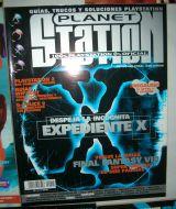 Revista planet station nº 14,130 paginas - foto