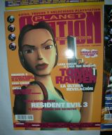 Revista planet station nº 15,130 paginas - foto