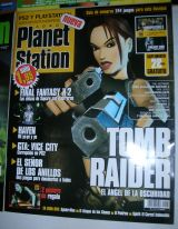 Revista planet station nº 48, 86 paginas - foto