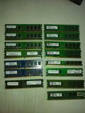 Lote pack 2gb memoria ram 2 x 1 gb - foto