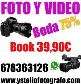Book de foto 39,90€ en estudio increible - foto