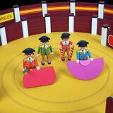 Muñecos click toreros - foto