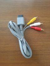 cable av imagen y sonido wii nuevo ! - foto