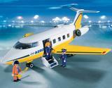 playmobil 3185 avion jet pasajeros - foto