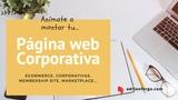 DISEÑADOR DE PÁGINAS WEBS CORPORATIVAS - foto