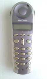 Teléfono inalámbrico MX ONDA repuestos - foto