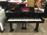 Piano colin yamaha 150cm, como nuevo. - foto