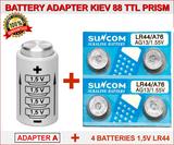 Adaptador bateria para kiev 88 prisma - foto