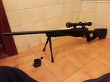 Sniper airsoft l96 upgradeado - foto