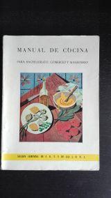 MANUAL COCINA ALUMNAS BACHILLERATO - foto