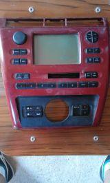 consola central seat ibiza 2001 - foto